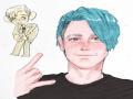 라이언시.. : 라이언시먼 스케치판,sketchpan