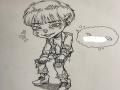 조승연 : 조승연 스케치판 ,sketchpan