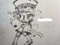 카고 아이 : 카고 아이 스케치판 ,sketchpan