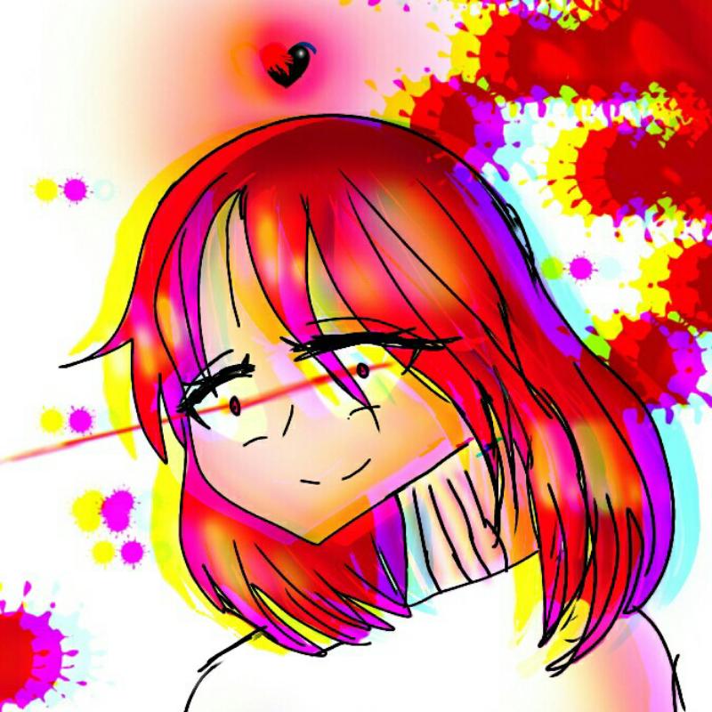 자캐를 그.. : 자캐를 그림^^ 스케치판 ,sketchpan