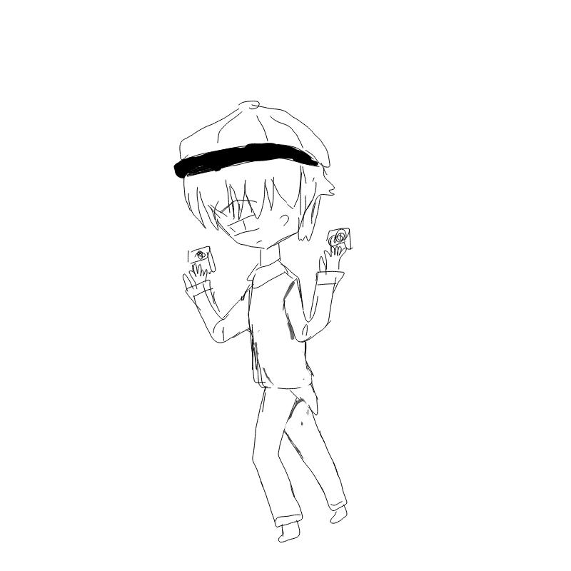 심심해서 .. : 심심해서 그렸어요 스케치판 ,sketchpan