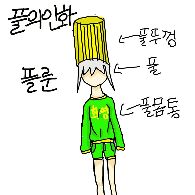 플룬 : 플룬 스케치판 ,sketchpan