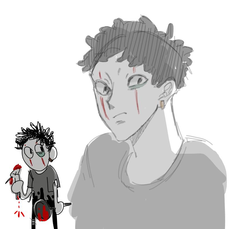 학교 넘 싫.. : 학교 넘 싫다... 스케치판 ,sketchpan