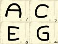 몰핑기법 : 알파벳이 자연스럽게 변하면서 순서대로 흐르죠? 이렇게 기존의형태가 바뀌면서 다른 그림이 되는것을 몰핑이라고 합니다. 여러분도 해 보세요^^ 스케치판 ,sketchpan