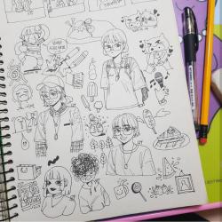 :  , 스케치판,sketchpan,뚜뚜릐