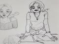 샤샥 : 샤샥 스케치판 ,sketchpan