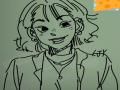 초반에 끄.. : 초반에 끄적일 때 예프니 스케치판 ,sketchpan