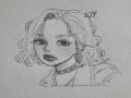 류진 : 류진 스케치판 ,sketchpan