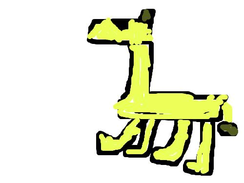 기린 : 기린 로봇 스케치판 ,sketchpan