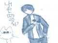 ㅠ : ㅠ 스케치판 ,sketchpan