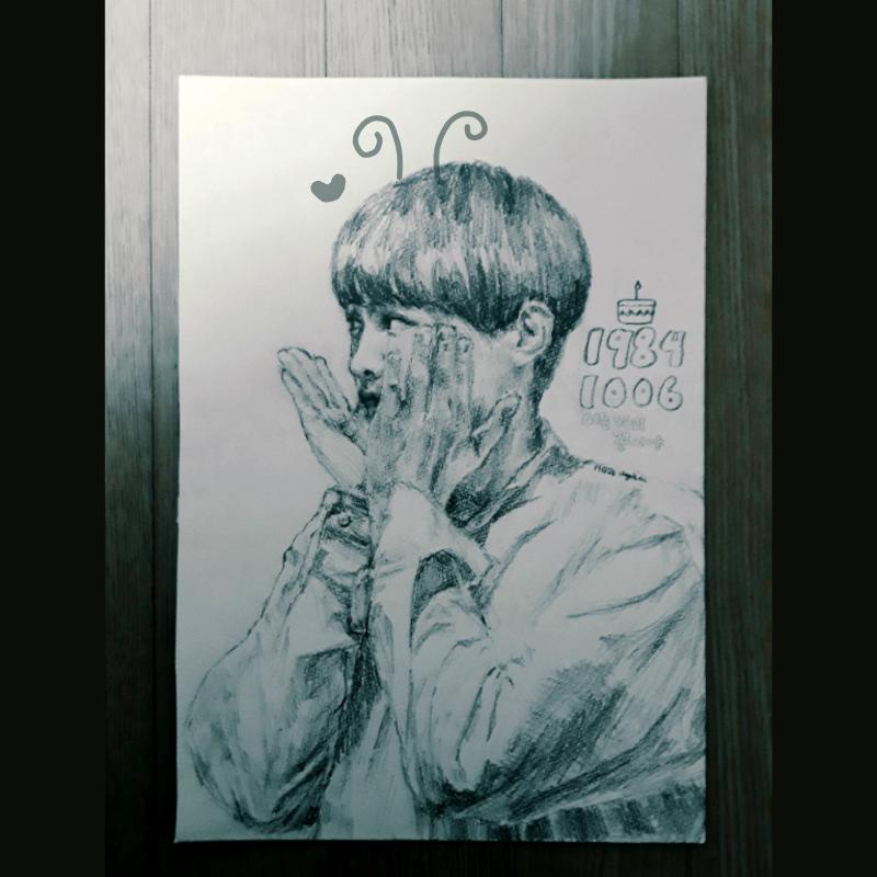 쌈탄일 생.. : 쌈탄일 생축축 스케치판 ,sketchpan