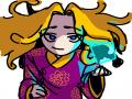 이 친구 머.. : 이 친구 머리가 신기하다구요????? 그럼 가담항설을 보세요 스케치판 ,sketchpan