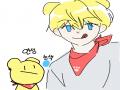 딩덩님 오.. : 딩덩님 오너케 이쁘네요♡♡ 스케치판 ,sketchpan