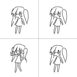도얏 : 도얏 , 스케치판,sketchpan,~A양~