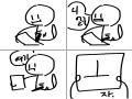 심심해서..> : 심심해서..> 스케치판 ,sketchpan