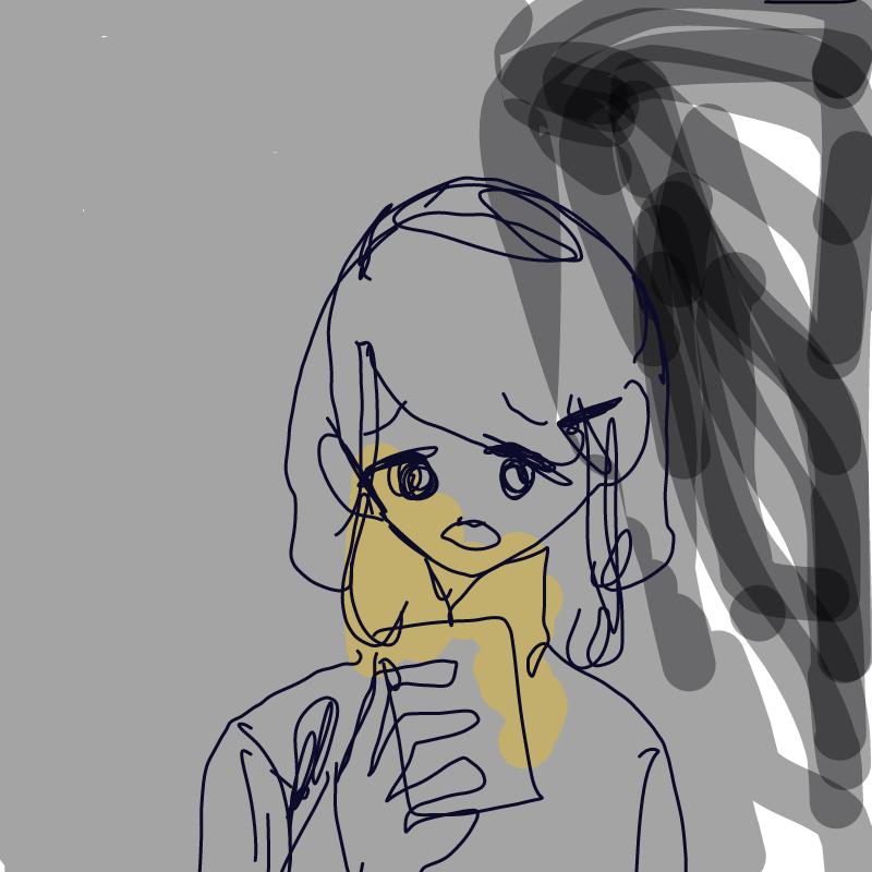 맛이간핸드.. : 맛이간핸드폰 펜과 단간짝퉁겜을본 나 스케치판 ,sketchpan