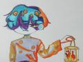 큰새 : 큰새 스케치판 ,sketchpan