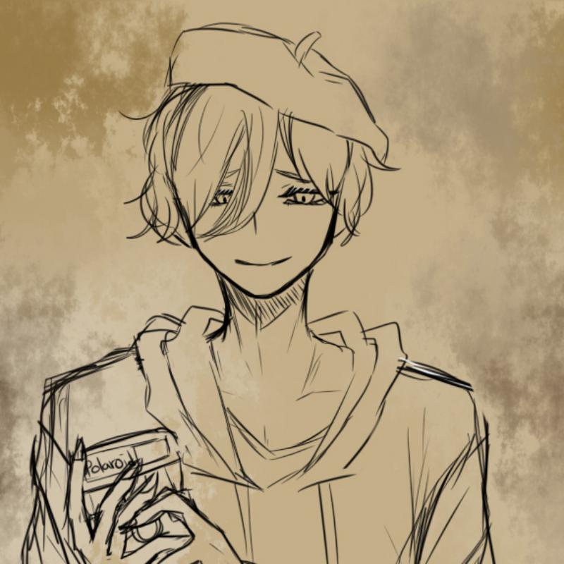 regret : regret 스케치판 ,sketchpan