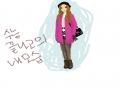 수능 끝나.. : 수능 끝나고의 내 모습 스케치판,sketchpan