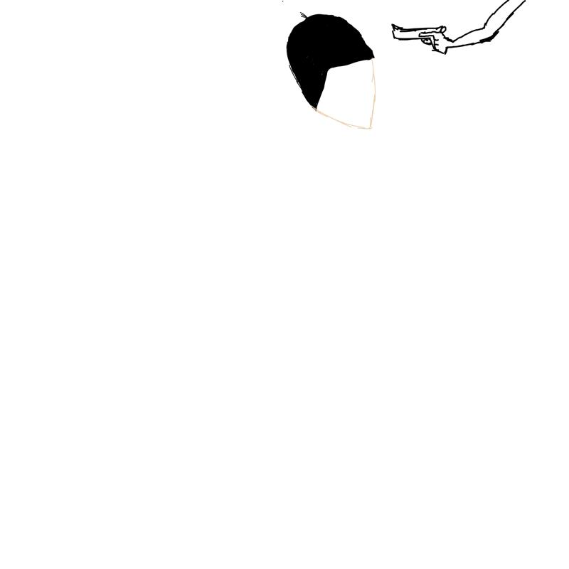 위협 : 위협 스케치판 ,sketchpan