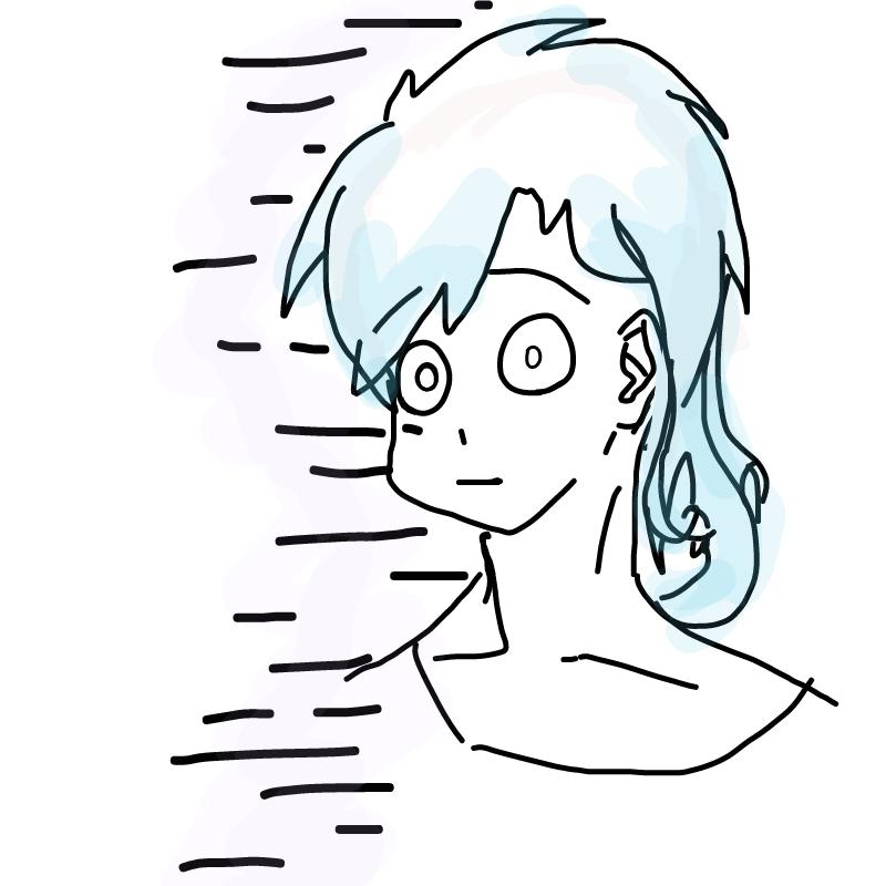 아.. 점점 .. : 아.. 점점 퇴화하는 내 그림체를 보자니.. 답답, 짜증이 밀려온다.. 젠장.... 스케치판 ,sketchpan