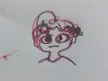 뭘 그렸었.. : 뭘 그렸었던거지.. 스케치판 ,sketchpan