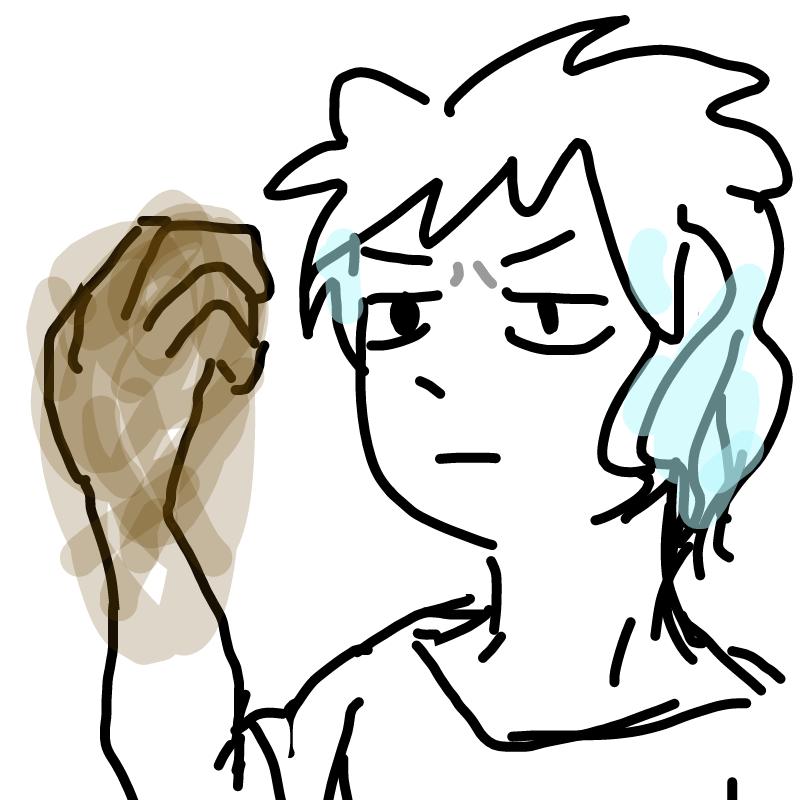 뭐야 왜 제.. : 뭐야 왜 제대로 그릴려하면 그냥 그린 것보다 더 못 그리지? 요즘 폰으로 그릴려다 맘에 안들어서 지운게 수십개.. 아.하.하.하.하 나의 손에 똥의 기운이 흐른다.. 스케치판 ,sketchpan
