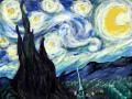 오오옹!!사이트에 드가서도 그려지는지는 몰랐네용 : (대충 별이 빛나는 밤에 그리기!!) 스케치판 ,sketchpan