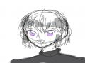 얼굴 동글 .. : 얼굴 동글 목 길쭉 그림체 넘 귀엽ㅂ다.... 스케치판 ,sketchpan