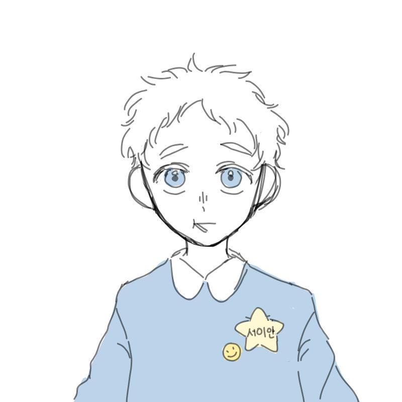 별님반 서.. : 별님반 서이안 스케치판 ,sketchpan