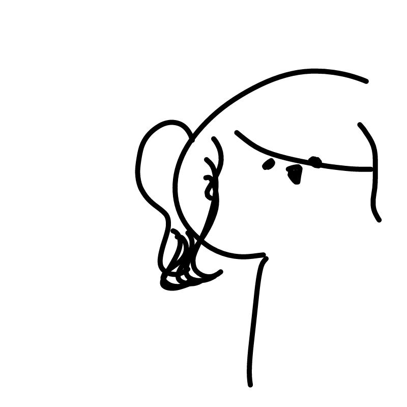 댓그림은 .. : 댓그림은 얘로그릴게요! 스케치판 ,sketchpan