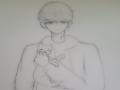 오너캐ㅣㅣ.. : 오너캐ㅣㅣ당ㅇ!!! 스케치판 ,sketchpan
