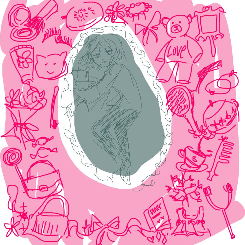 희망하는 .. : 희망하는 것과 좋아하는 걸 헷갈리고 있었나? 스케치판 ,sketchpan