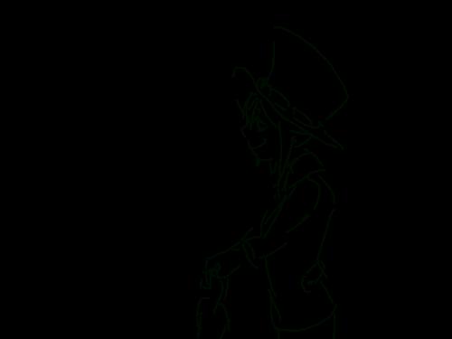메피 : 메피스토 스케치판 ,sketchpan