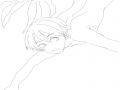 으야갉 : 으야갉 스케치판 ,sketchpan
