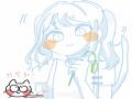 망쳤다.. .. : 망쳤다.. 고양이컨셉을 잘 모르겠오... 스케치판 ,sketchpan