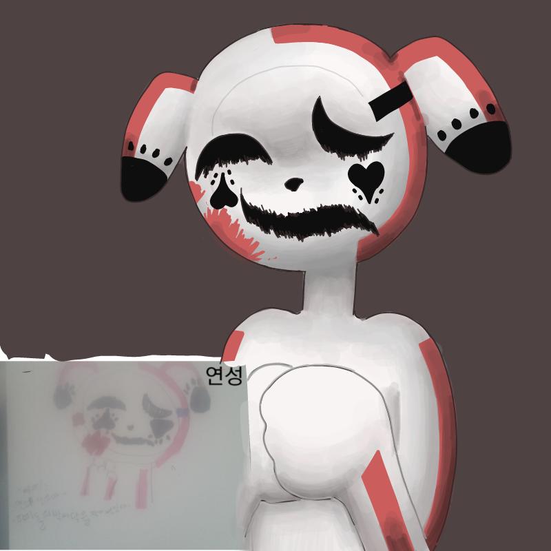원본과 최.. : 원본과 최대한 비슷하게 그리려고 노력했는데 맞는진 모르겠네요 스케치판 ,sketchpan