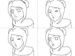Yawn : Woot its a yawn and my fist animation. Yaa! , 스케치판,sketchpan,NexRemeo