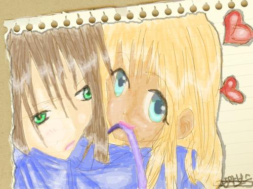 Hearts : cute. 스케치판 ,sketchpan