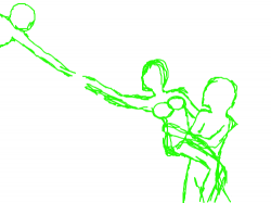 Reaching (unfinished) : its not done yet. , 스케치판,sketchpan,NexRemeo