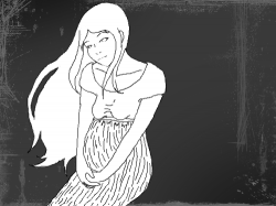 Hope : she is expecting. , 스케치판,sketchpan,NexRemeo
