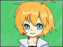 Young Boy : Cute... i don't know what to put... I just had to color it. LOL , 스케치판,sketchpan,NexRemeo