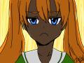 Unhappy : sad unhappiness. 스케치판 ,sketchpan