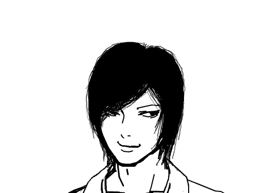 Stylish Hair : Hehe I like bubbles. 스케치판 ,sketchpan