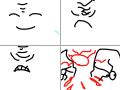 머리절담 : 으그극그ㅡ극그ㅡㄱ 스케치판 ,sketchpan