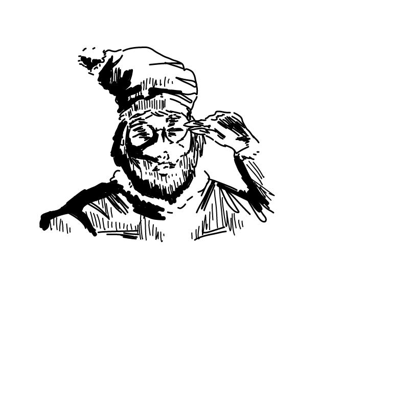 산타할아버.. : 산타할아버지 스케치판 ,sketchpan