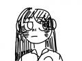 오예 : .... 스케치판 ,sketchpan