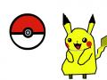 PiKachu and Poke`ball : pikapika! Pika-Chuuuuuuuuuuuu! 스케치판 ,sketchpan