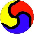 삼태극 : 삼태그