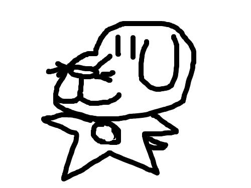 내 자캐 : 내 자캐 스케치판 ,sketchpan